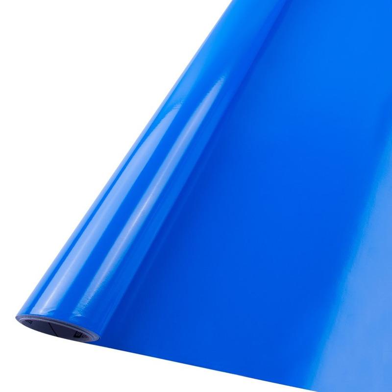 Vinil adesivo Goldmax azul céu larg. 1,22 m