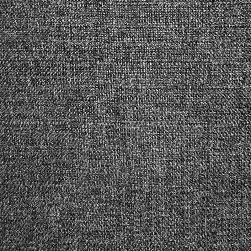 Tecido sofá linho grafite Larg. 1,40 m