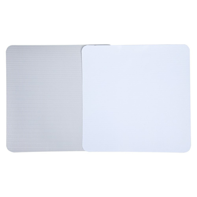 Lona pvc para banner Unibanner branca fosca verso cinza (280 g) larg.1,40 m