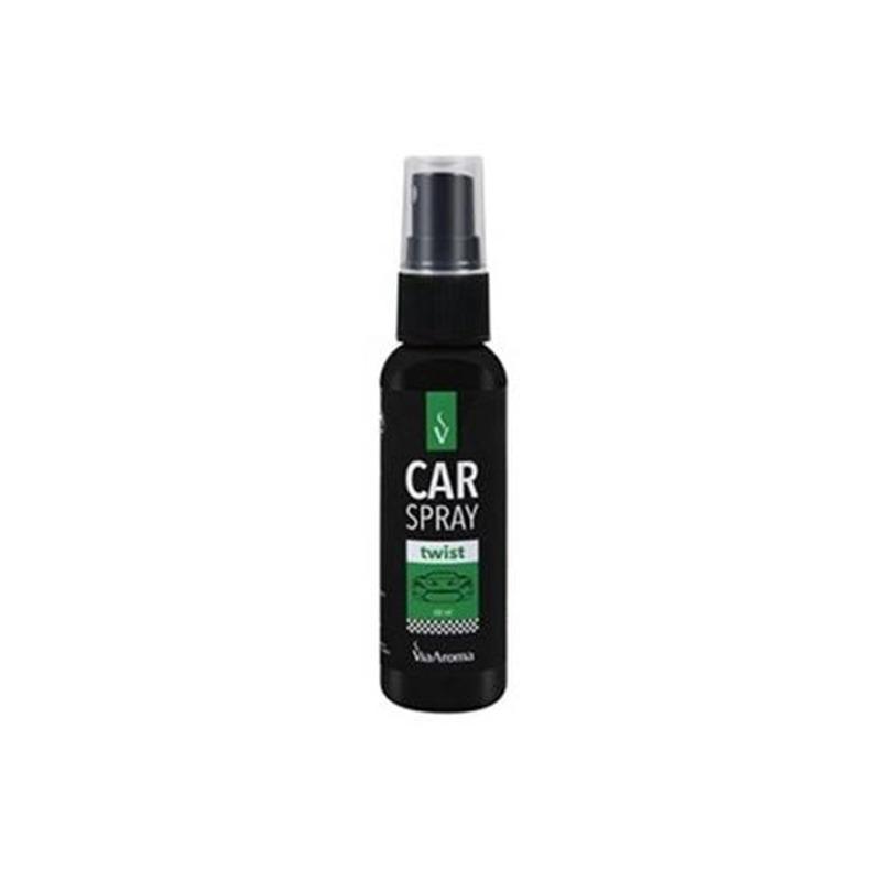 Car Spray Twist - 60ml - Via Aroma