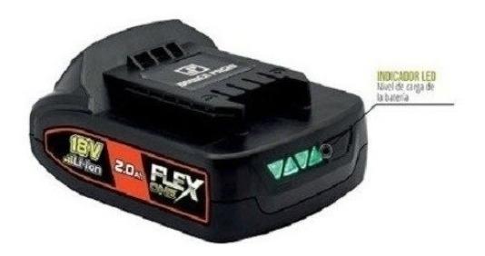 Parlante Bluetooth Dowen Pagio Flex + Cargador + Bateria 18v