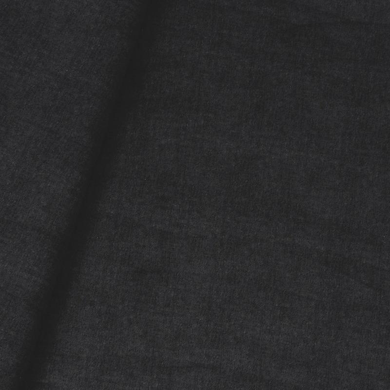 Tecido veludo jeans grafite Coleção New York IV