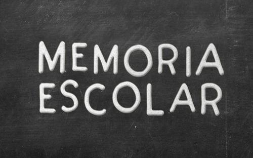 Memoria Escolar