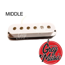 Microfono Cool Parts Simple Cps103 Middle P/ Guitarra Strato