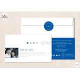 Invitación casamiento TB007