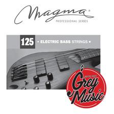 Cuerdas Magma Bs125n De Bajo Elec Nickel P/steel Cal/.125