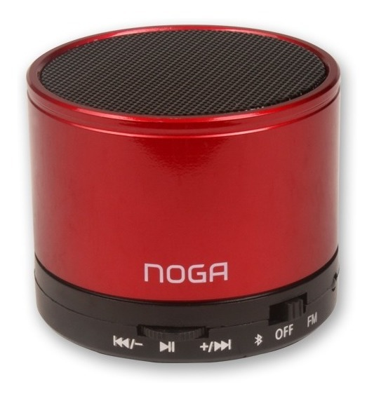 Parlante Bluetooth Portatil Recargable Manos Libres Ngs-025
