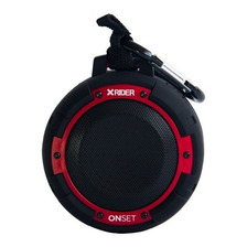 Parlante Portatil Bluetooth C/luces Led Rgb Onset Xrider