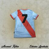 Camiseta Retro - Juan Carlos Fernández