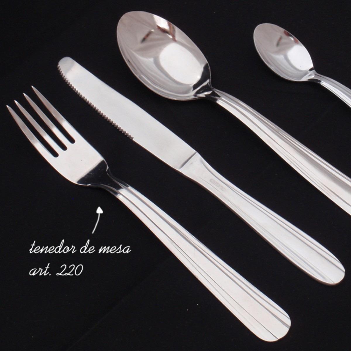 20 doc tenedores de mesa
