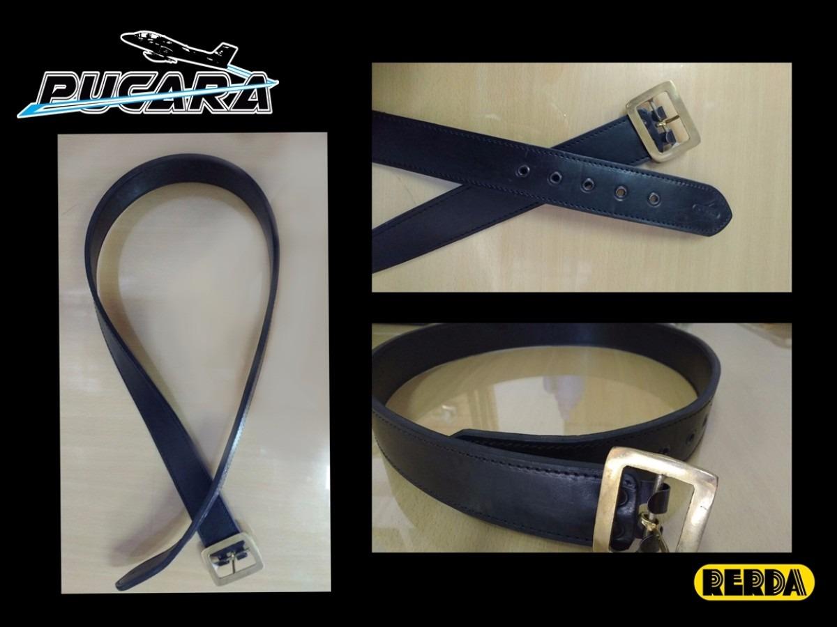 Cinturon de Tropa (Cuero)