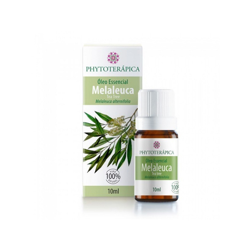 Oleo Essencial de Tea Tree (Melaleuca) 10ml - Phytoterapica