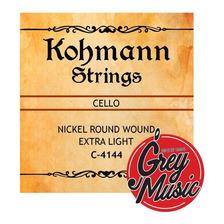 Cuerda Suelta Kohmann 4ra Do C De Cello 4/4 Kc4144