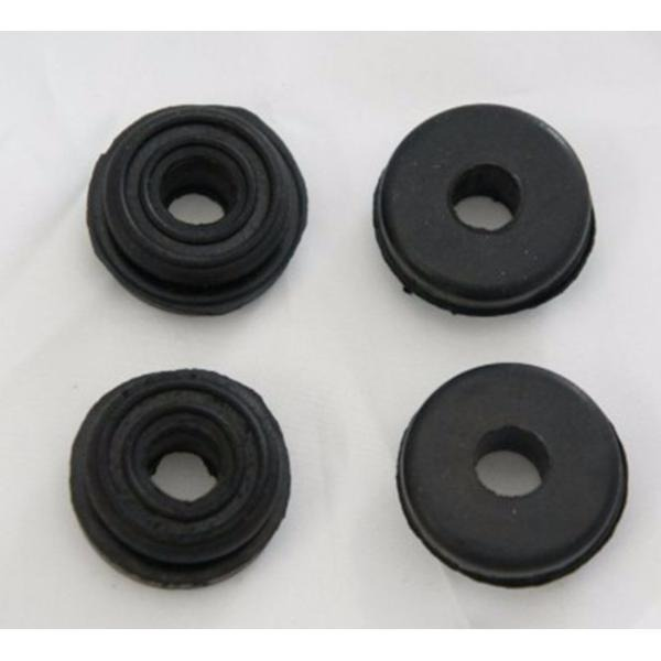 Kit 4 Buchas Coxin Mala Lateral Harley Touring 93-16 11464