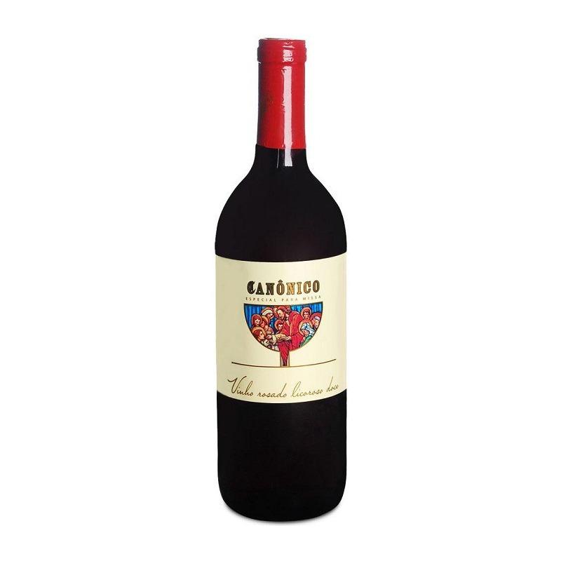 Vinho Fino Rosado (CANÔNICO) 750ML  - Salton