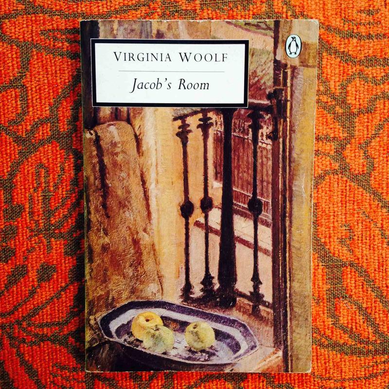 Virginia Woolf.  JACOB'S ROOM.