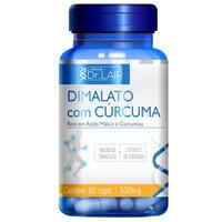 Dimalato com Curcuma (Dr Lair) - 500mg - 60Caps - UpNutri
