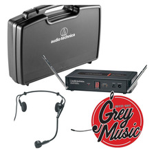 Audio Technica Pro-501h Microfono Inalambrico Vincha 892 Uhf