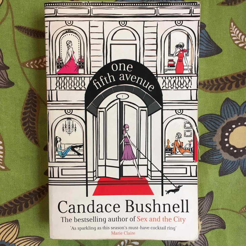 Candace Bushnell. ONE FIFTH AVENUE.