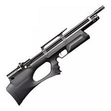 Rifle Pcp Kral Breaker S 12 Tiros - Bullpup Regulable - Caza