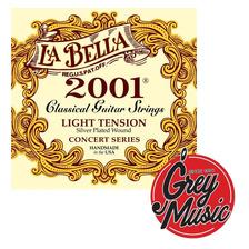 Encordado La Bella 2001lt Concert Series P/ Clásica