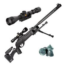 Rifle Aire Comprimido Gamo Hpa Mi Igt Nitro Piston Bipode