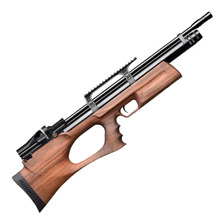 Rifle Pcp Kral Breaker W Madera Bullpup Regulable Caza Aire