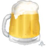 globo chop cerveza 60cm desinflado apto helio