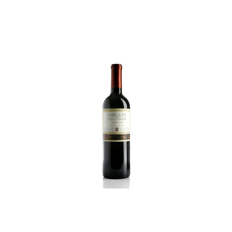 Vinho Fino Cabernet Sauvignon 750ml - Marques de Casa Concha