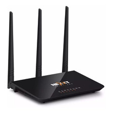 Router Inalámbrico Nexxt Nebula 300plus 300 Mbps Insumos Acuario