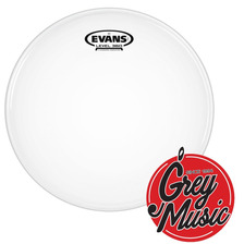 Parche Evans Usa B16g1 16  G1 Coated - Grey Music -