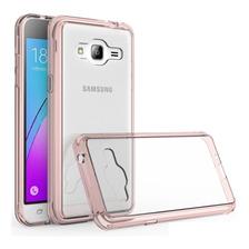 Funda Tpu Bumper Rigida Samsung S7 Edge S8 Plus Anti Golpe