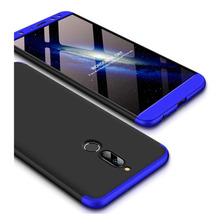 Funda 360º Luxury 3 En 1 Huawei Mate 10 Lite Rig + Glass 3d