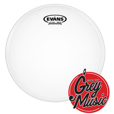 Parche Evans Usa B13g12 13  G12 Coated White - Grey Music