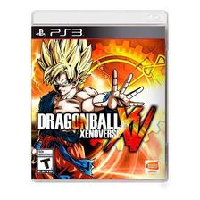 Dragon Ball Xenoverse Ps3 Fisico Sellado Nuevo Original