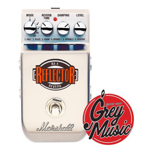 Pedal Guitarra Bajo Marshall Reflector Rf1 - Grey Music -