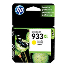 Cartucho Hp 933xl Original Tinta Amarillo Cn056al