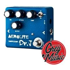 Efectos Pedal De Guitarra Joyo D55 Dr.j Aerolite Compressor