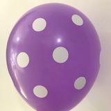globos lunares 12 pulgadas desinflados apto helio