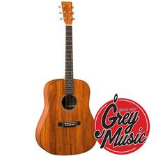 Guitarra Electroacústica Martin & Co. Dxk2ae Fishman - Grey