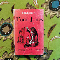 Henry Fielding. TOM JONES.