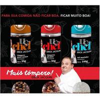 "Kit Carnes 03 ""Tomperos"" 211g - U Chef Erick Jacquin"