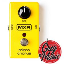Pedal De Efectos Mxr M148 Micro Chorus - Grey Music -