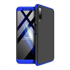 Funda Luxury 3 En 1 Samsung A7 2018 Rigida Antigolpe