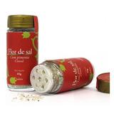 Flor de Sal com Pimenta - 65g - Cimsal