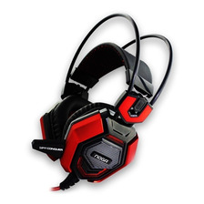 Auriculares Gamer Noga Conquer Stormer Headset Microfono Hd