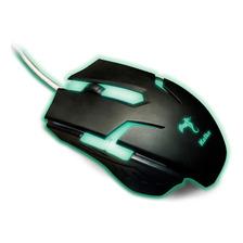 Mouse Gamer Kolke Titanium Kmg-503 Luz Led 2400dpi 6d Hierro