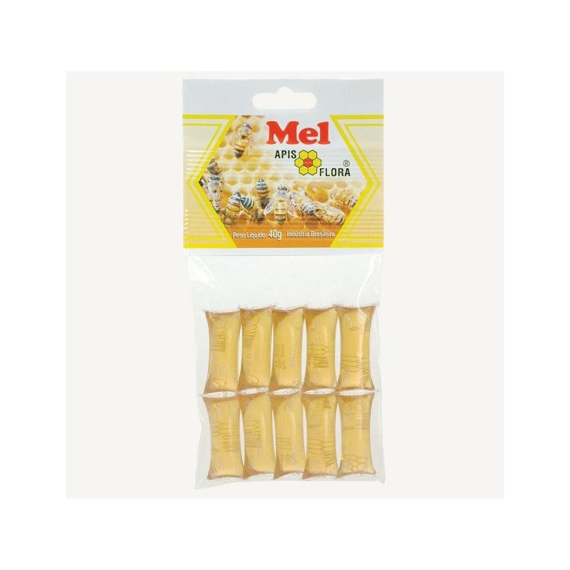 Mel em Saches - Cartela de 40g - Apis Flora