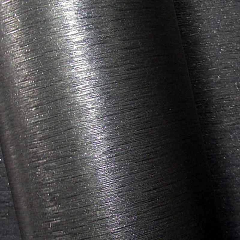 Adesivo para envelopamento automotivo brushed black larg. 1,38 m