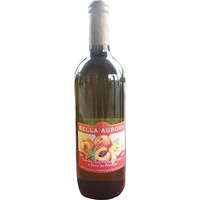 Cooler de Vinho Branco com suco de Pêssego 750ml - Bella Aurora